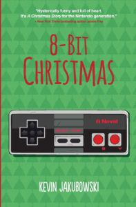 8-Bit Christmas book cover