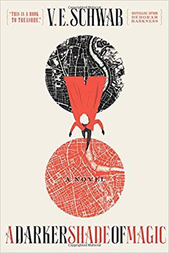 A Darker Shade Of Magic Book Cover