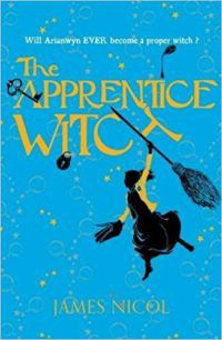 The Apprentice Witch cover