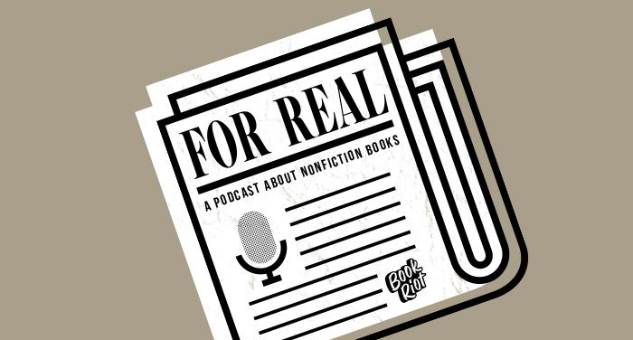 For Real podcast cover