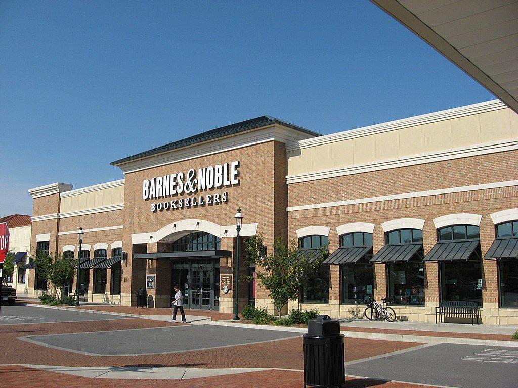 Barnes & Noble store