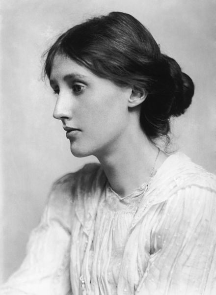 Virginia Woolf, from Wikimedia Commons