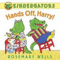 Hands Off Harry by Rosemary Wells