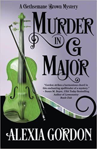 Murder in G Major cover
