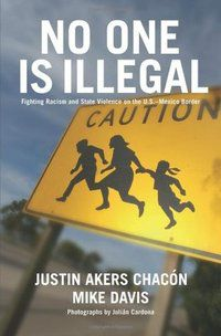 No One Is Illegal cover