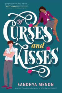 Of Curses and Kisses Book Cover