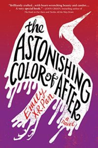 The Astonishing Color of After Book Cover