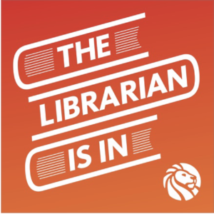The Librarian Is In podcast