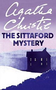The Sittaford Mystery book cover