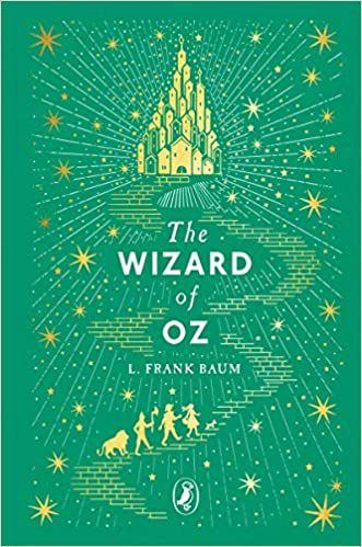 The Wizard Of Oz Book Cover