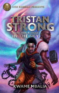 Tristan Strong cover
