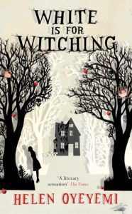 White Is for Witching book cover