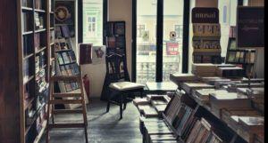 image of a bookstore interior