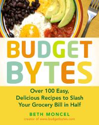Budget Bytes cover