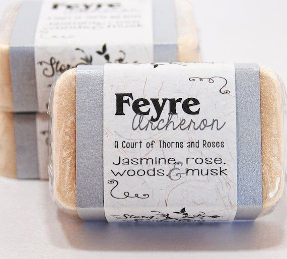 Feyre Archeron soap