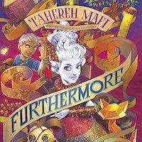 Furthermore by Tahereh Mafi book cover
