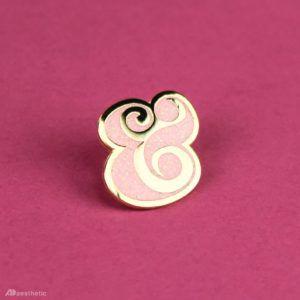 Glampersand Pin