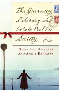 The Guernsey Literary and Potato Peel Society cover