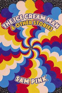 Cover image of the ice cream man funny short stories