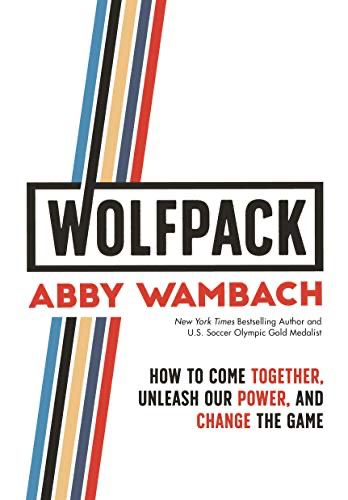 cover image of Wolfpack by Abby Wambach