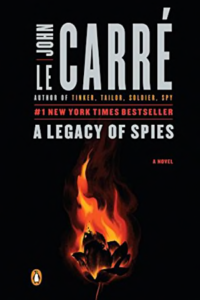 cover image of a legacy of spies by John le Carre