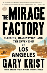 cover image of Mirage Factory by Gary Krist