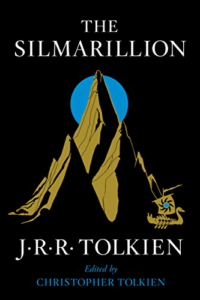 cover image of The Silmarillion by J.R.R. Tolkien