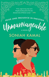 cover image of Unmarriageable by Soniah Kamal