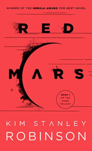 cover image of Red Mars by Kim Stanley Robinson