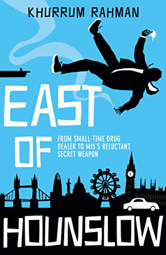 cover image of east of hounslow by Khurrum Rahman