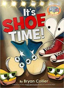 Cover of It's Shoe Time