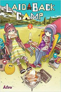 Laid Back Camp cover