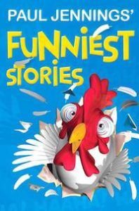 cover image of paul jennings funny short stories