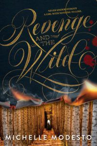 Revenge and the Wild cover