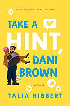 Take a Hint, Dani Brown cover
