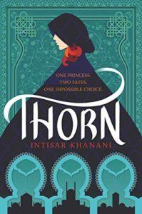 Thorn por Intisar Khanani cover