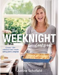 The Weeknight Cookbook cover
