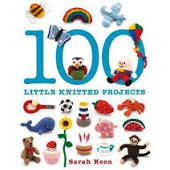 100 Little Knitted Projects book cover