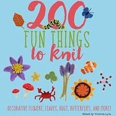 200 Fun Things to Knit book cover