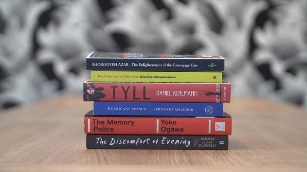 2020 Booker International Shortlist