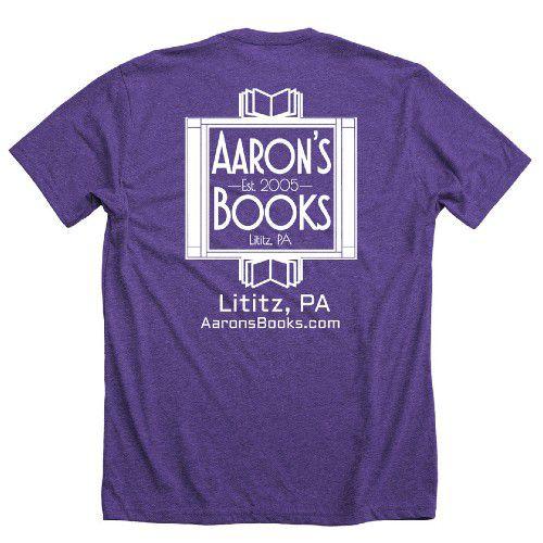 Aaron's Books from Lititz, PA Bonfire