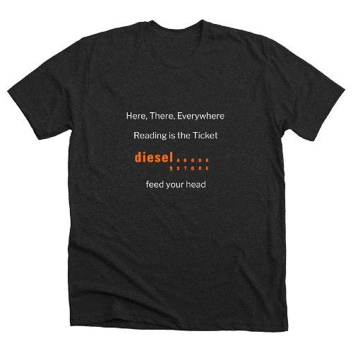 DIESEL, A Bookstore from Los Angeles, CA T-shirt