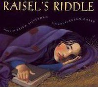Raisel's Riddle Cover