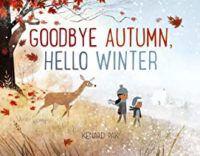 goodbye autumn hello winter book cover