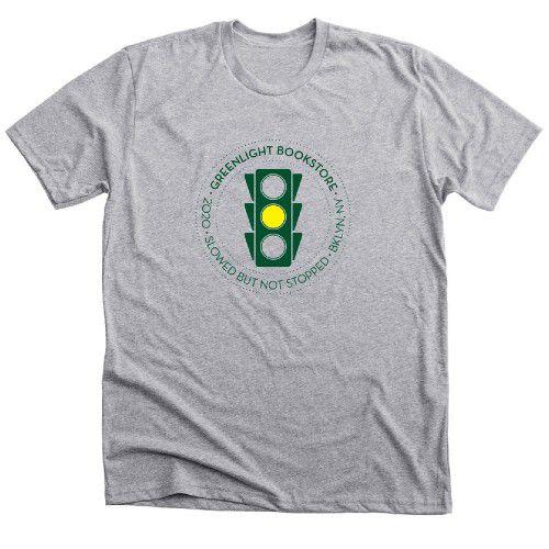 Greenlight Bookstore from Brooklyn, NY T-shirt Bonfire