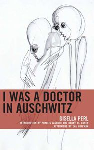 I Was A Doctor In Auschwitz cover