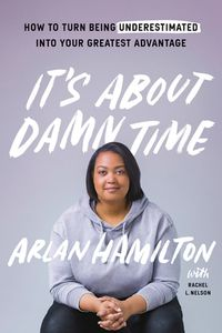 It's About Damn Time cover