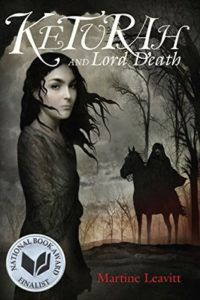 Keturah and Lord Death Book Cover