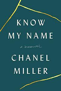Know My Name: A Memoir book cover
