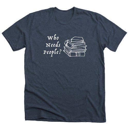 Lemonade Mobile Bookstore T-shirt Bonfire